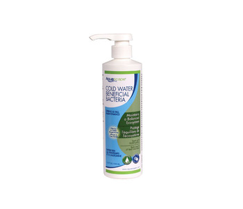Aquascape Pond Supplies: Cold Water Beneficial Bacteria/Liquid - 500 ml/16.9 oz | Part Number 98893 Learn more about Aquascape Pond Supplies at SunlandWaterGardens.com